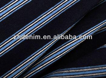 stripe cotton blue and white stripe fabric