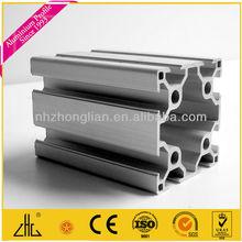 Wow!! 6063 T5 6061 T6 aluminum rail factory/aluminium track profile manufacturer/aluminium extruded line profile supplier/OEM