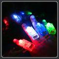 laser led brilhante anel do dedo de luzes de festa rave flash brinquedos