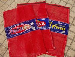 firewood mesh bag oyster mesh bag drawstring manufacturer