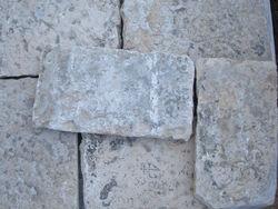 reclaimed antique Trani chianca