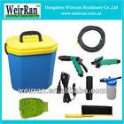 (91477) multi-purpose 12v portable battery powered car wash plant
