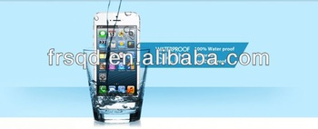 waterproof case custom design for iphone 5 case case for iphone