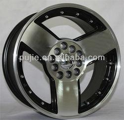 Alloy wheel New Design Hyper Silver for Racing car