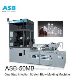 Alcohol beverage bottle molding machine ASB - 50MB