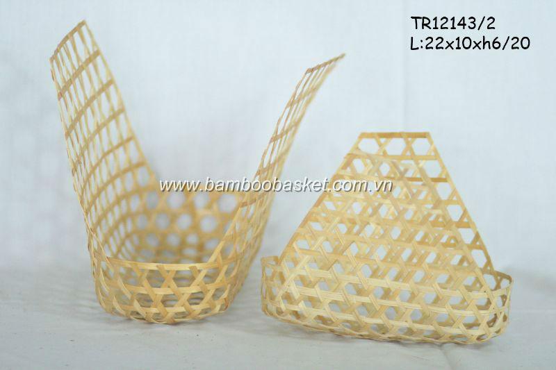 cheap bamboo baskets