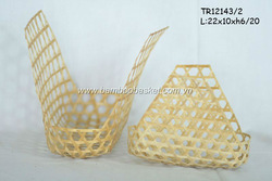 cheap bamboo baskets
