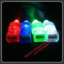 Laser Finger Beams/Lights LED Fun Gadget