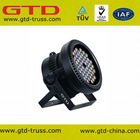 GTD 54PCS 3W SOUL led AW IP67 LED PAR LIGHT