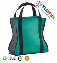 High Quality non-woven folding zipper bag