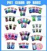 various colors biodegradable pet waste bags