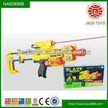Hot sale toy guns soft bullets projection gun boy toys