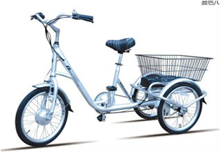Electric Bikes 3 Wheels Bikes Wheel Aluminum