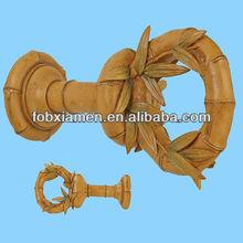 Decorative Antique Bamboo Ring Curtain