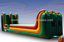 New Exciting Entertainment kids inflatable bungee basketball