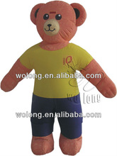 Large inflatable advertising cartoon/giant inflatable figure/inflatable advertisement media products