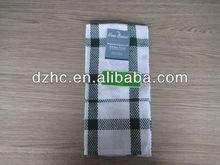 basket weave tea towels commercial grade