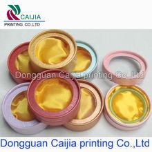 Polka dot and logo print hard paper gift box