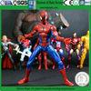 Spideman marvel action figure;Wholesale action figure;Plastic action figures toys