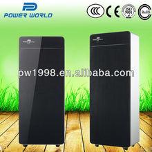 AC indoor residential split air source heat pump unit