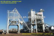 ROADY Brand 175TPH Asphalt Mixing Plant RD175B