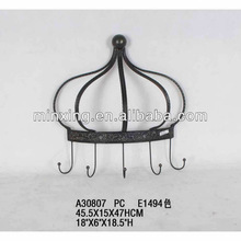 vintage wire rack display hook