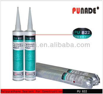 PU822 self leveling cement high modulus polyurethane sealant for concrete