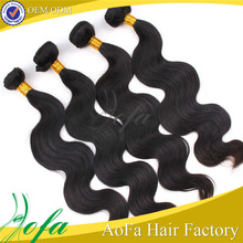 Factory direct full cuticle high quality tangle free unprocessed wholesale price bump hair