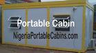 Custom Built Portable Cabins (Portacabins)