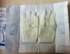 CE ISO ASTM D3577 EN455 light textured Disposable Sterile powdered Latex Surgeon's Gloves AQL 1.5 FREE SAMPLES