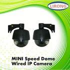 MINI Speed Dome Wired IP Camera