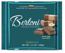 Ecuadorian Chocolate with Stevia