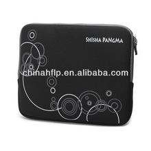 Diy leading neoprene zipper laptop bag sleeve case