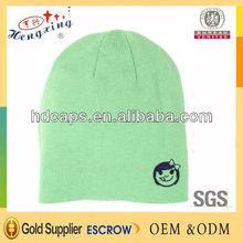 custom winter beanie hats baby hats/beanie hats