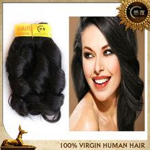 top quality homeage cheap price 100% virgin hair romance curl hair weave