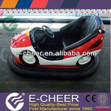 QHBC01 Green Cannonball Run Style Amusement Park Bumper Car