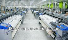 100% white cotton fabric for bedding 60x60 200x95 White cotton sateen stripe bedding fabric
