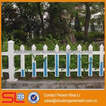 Hebei Shuolong BV Certificate garden fence plastic,pvc lattice fence