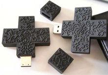 Cross shape USB flash disk, Promotional Silicone USB Drive, Silicone Office USB Fast Flash Drive