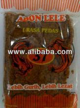 shredded catfish (indonesia = ABON LELE, ABON KELI)