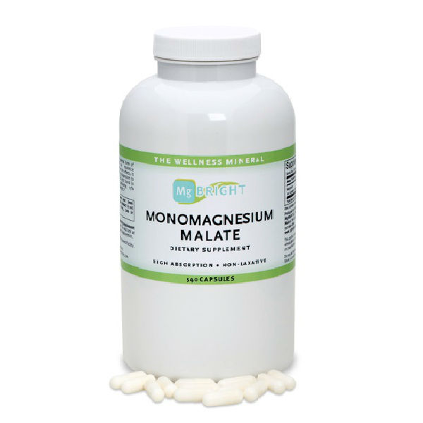 MgBRIGHT for Leg and Muscle Cramps