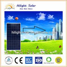 250 watt solar panel South Africa, solar panel price 250W, lowest price poly 250W solar panel for 3kw solar power system