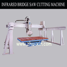 granite and marble laser automatic bridge-type stone cutter