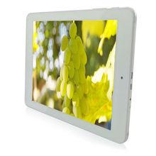 Quad core tablet dhmi input allwinner a31 tablet