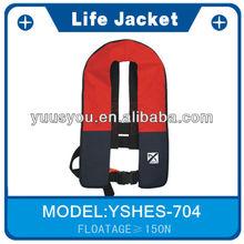 De nylon de alta CE / CCS / SOLAS / ISO9001 aprovado crianças tubo vermelho