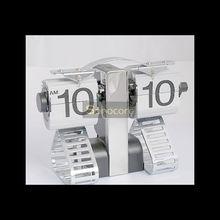 SONOCORE METAL STAND ROBOT FLIP CLOCK