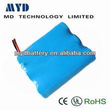 C dimensioni 2500 mah batteria ricaricabile al nichel-cadmio prezzo di fabbrica