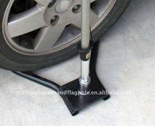 V style flag base tyre base(Flag base)