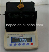 China Gold Testing Mahcine/ Precious Metal Tester for karat, percentage, density in jewellery shop