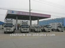 Dongfeng 6-7T freezer truck,freezer van truck